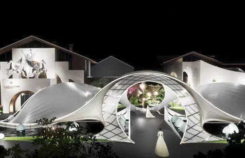 婚礼堂发布:耗资3千万,6大主题厅,博悦酒店打造上饶首家三位一体一站式婚礼会所!