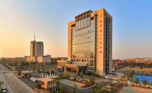 婚礼堂发布:3大主题宴会厅!综合型服务酒店演绎汉唐文化