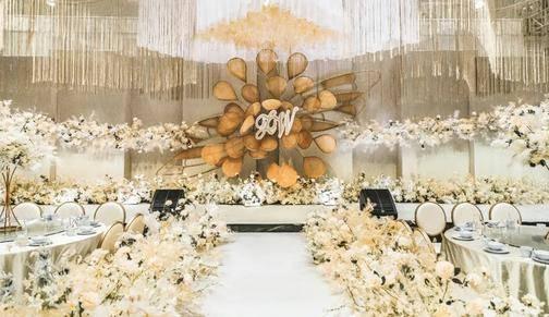 婚礼堂发布 | 仟纳集团打造7大主题宴会厅,贵阳再现百万级婚礼宴会厅