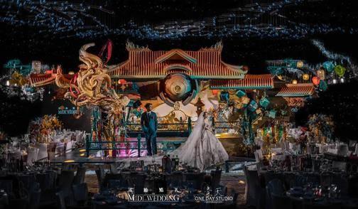 国内婚礼案例精选   这场碰撞出艺术火花的日系婚礼《晴雨鉴》,让你一秒穿越